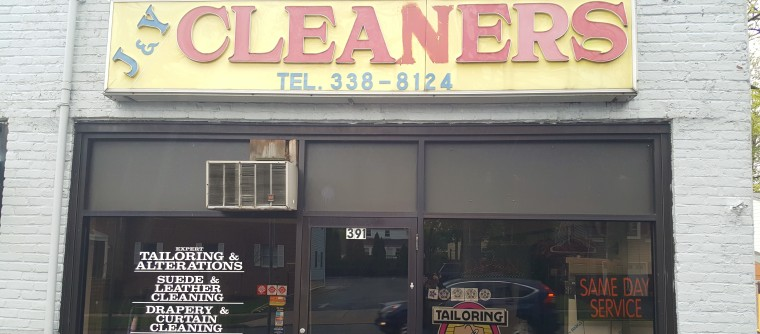 J&Y Cleaners